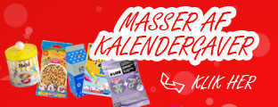 Kalendergaver til Børn