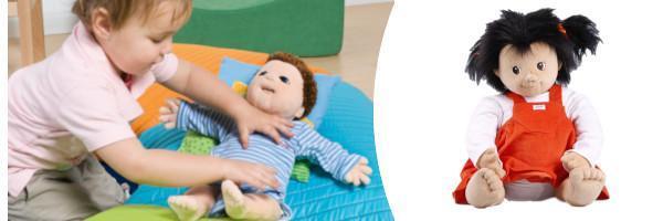 3 ting - der gør Joyk Dukker gode til børn.