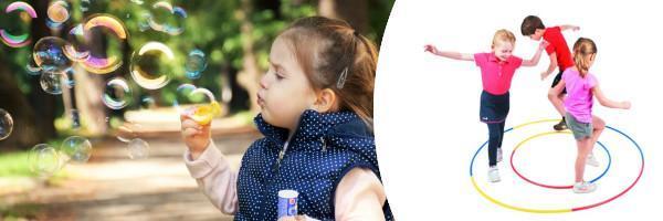 Hvorfor er motorik vigtig for børn?