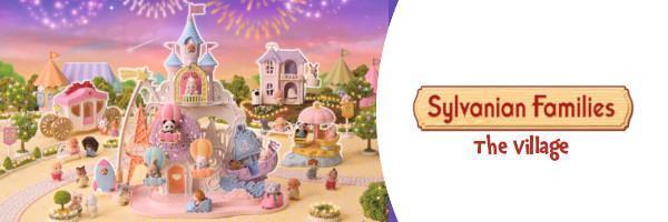 Velkommen til Sylvanian Village! Hvor fantasien kan få frit løb!