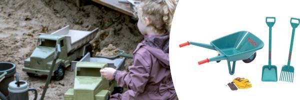 Udendørs legetøj til børn - Hvad skal man vælge?