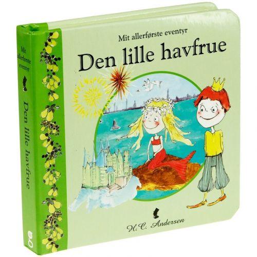 H.C. Andersen Mit Allerførste Eventyr - Den Lille Havfrue