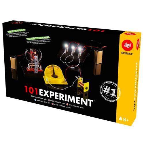 101 Experiment fra Alga
