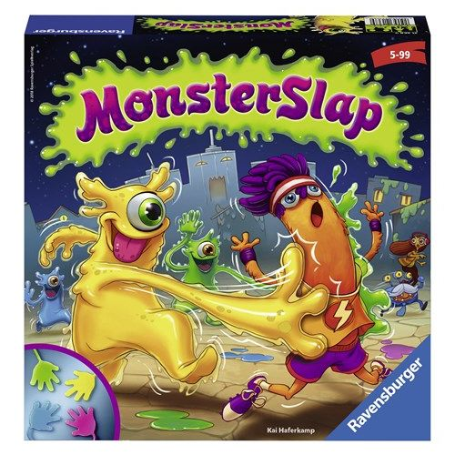 Monster Slap - Børnespil - Ravensburger