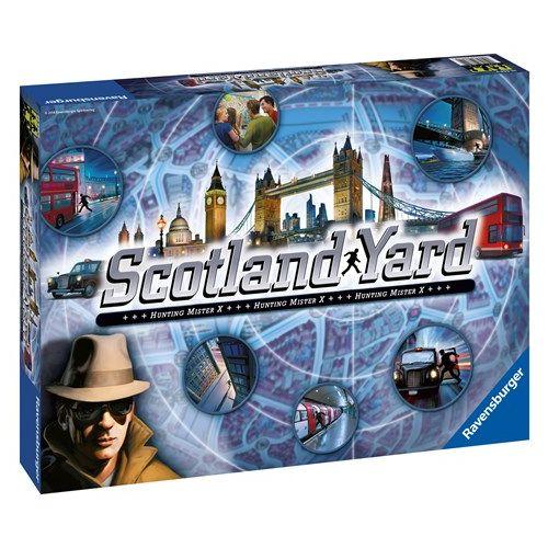Scotland Yard - børnespil - Ravensburger