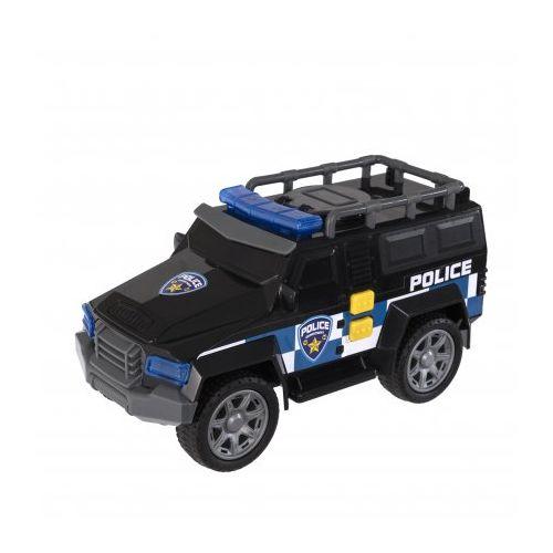 Teamsterz Police SWAT 4 x 4 - Lys og lyd