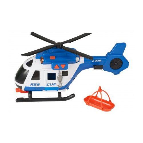 Teamsterz Rednings Helikopter - Lys og lyd