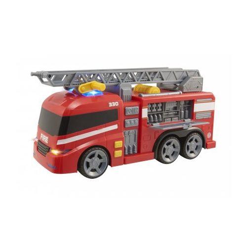 Teamsterz Brandbil - Lys og lyd