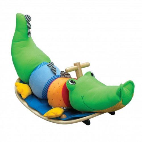 Wonderworld Gyngehest - Krokodille