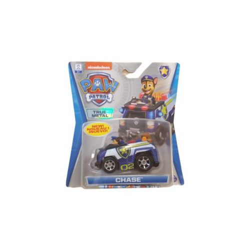 Paw Patrol - True Metal Vehicle Chase