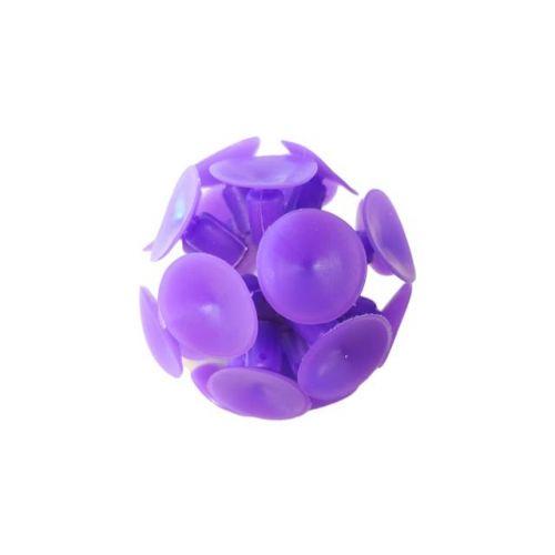 Sugekoppe bold Ø 4,5 cm - Assorterede