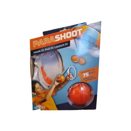 ParaShoot - Højflyvende faldskærmssjov