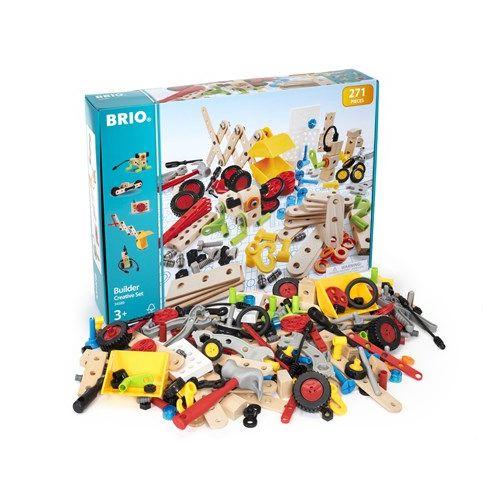 Brio Builder Kreativ Sæt