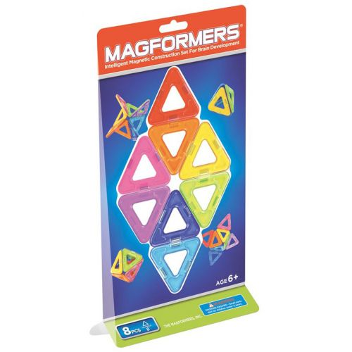 Magformers, 8 dele