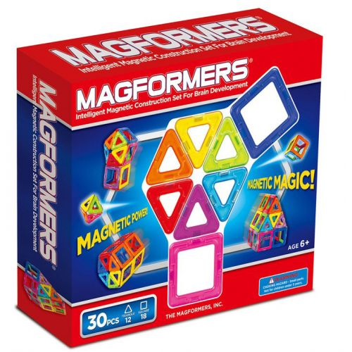 Magformers, 30 dele