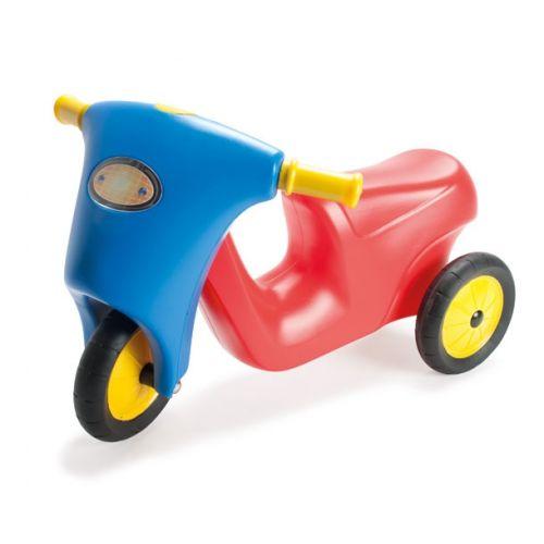 Dantoy Scooter med Gummihjul