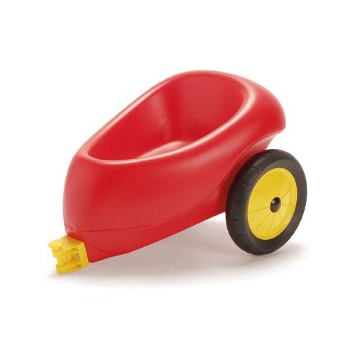 Dantoy anhænger til Scooter med gummihjul