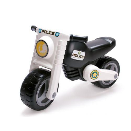 Dantoy politimotorcykel på 2 hjul