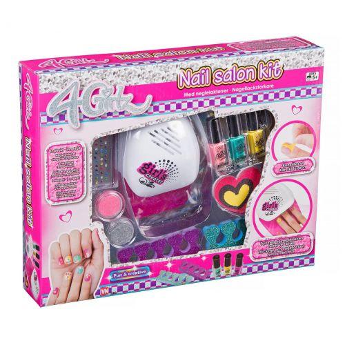 4-Girlz Negle Salon Sæt
