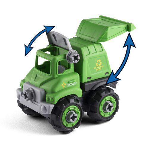 Speedcar Skraldebil - Byg en skraldebil
