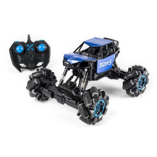 SpeedCar R/C Dancing Rock Crawler - fjernstyret bil