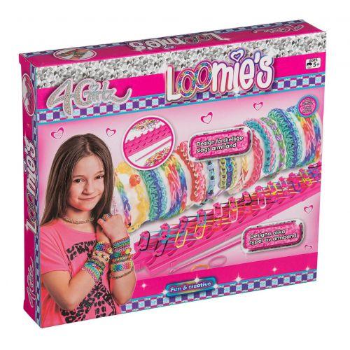 4-Girlz Loombands Armbånd