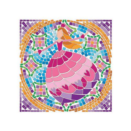 4M Et let at gå til Vindues Mosaik prinsesse