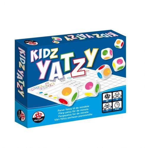 Børne Yatzy spillet - Danspil