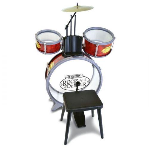 Bontempi Trommesæt med stol