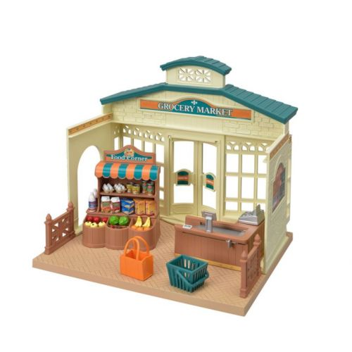 Sylvanian families - Supermarked
