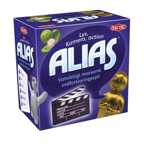Snack Play Alias: Lys, kamera, Action