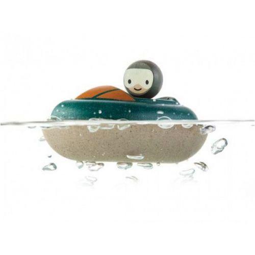 PlanToys Speedbåd i træ