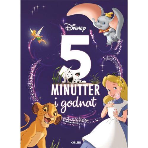 5 minutter i Godnat - Disney