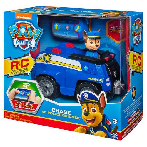 Paw Patrol Chace RC Fjernstyret Cruiser