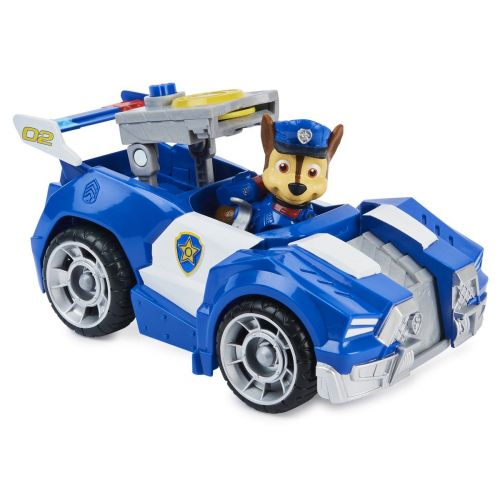 Paw Patrol The Movie - Themed Vehicle Chase