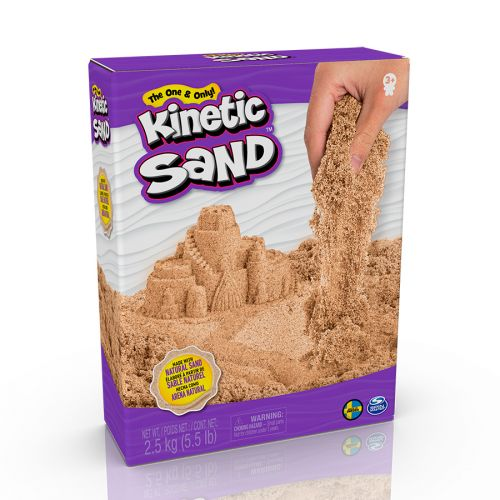 Kinetic Sand Boks 2,5 kg.