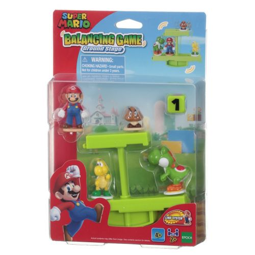 Super Mario Balance Spil m. Mario og Yoshi
