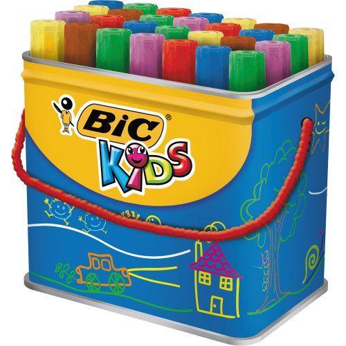 Bic Kids Tusser tykke 30 stk