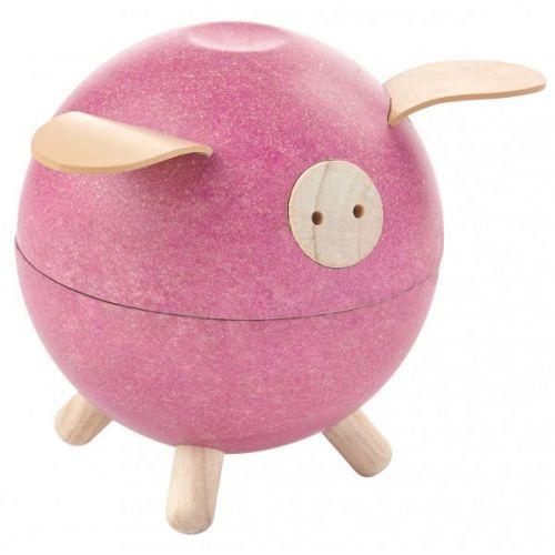 PlanToys Sparegris - Pink