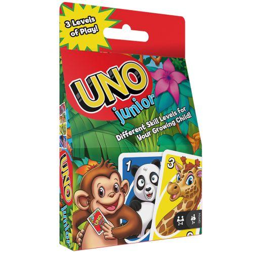 Uno Junior - Kortspil fra Mattel