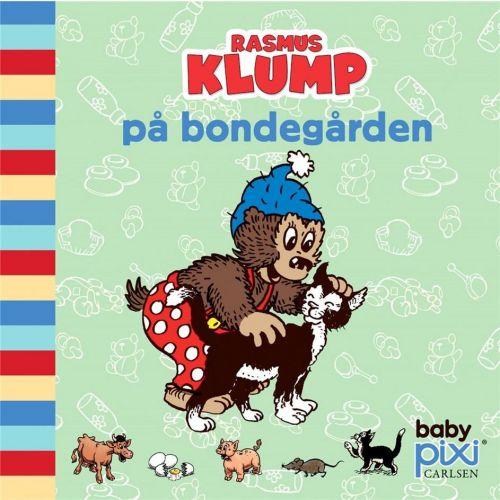 Rasmus Klump på bondegården - Børnebog