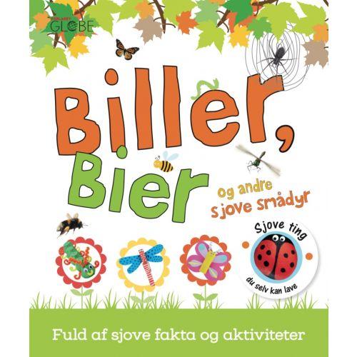 Biller, bier og andre sjove smådyr - bog