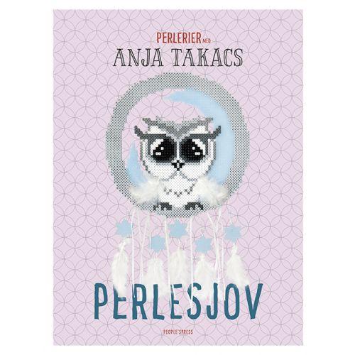 Perlesjov - Perlerier med Anja Takacs - bog