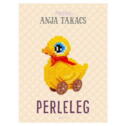 Perleleg med Anja Takacs - bog