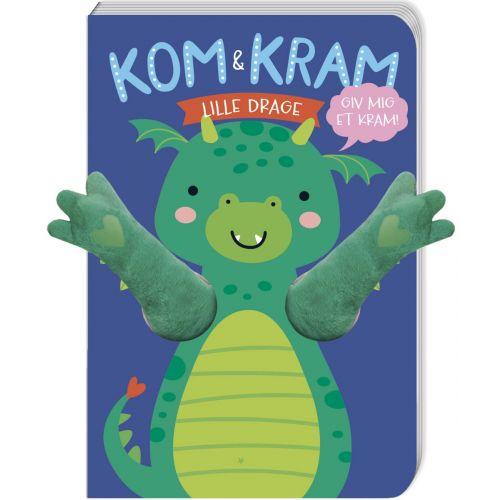 Kom og kram: Lille Drage - børnebog