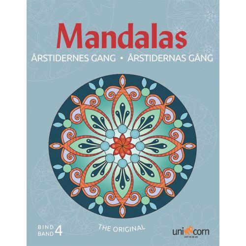 Mandalas - Årstidernes Gang Bind 4