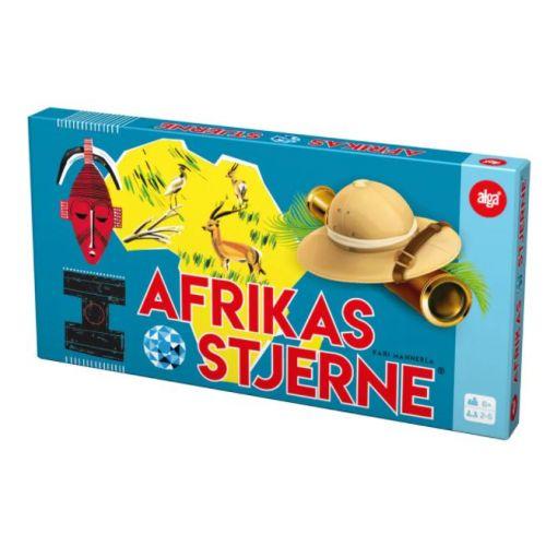 Alga Afrikas stjerne - familie spil
