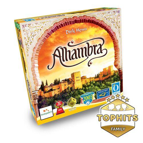 Alhambra - Familie Spil