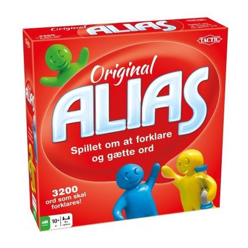 Alias Original - brætspil