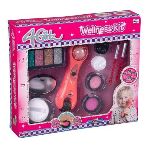 4-Girlz Ansigtsmassage Sæt - til børn - Batteridrevet